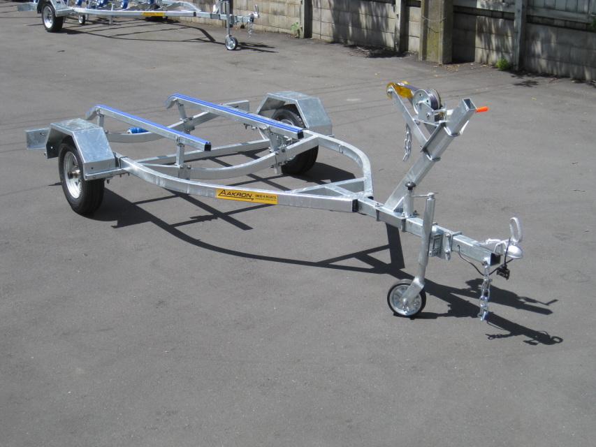Premium Single Axle Boat Trailer
