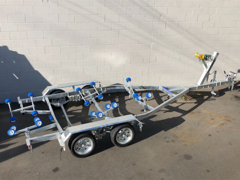 AX580T Boat Trailer